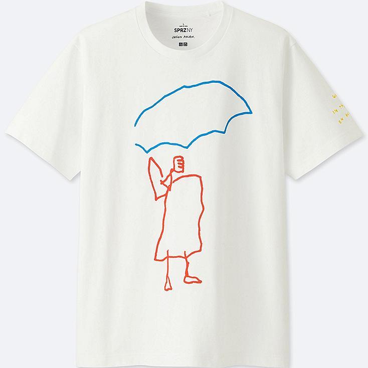 Camiseta manga corta SPRZ NY J.Polan UNISEXO