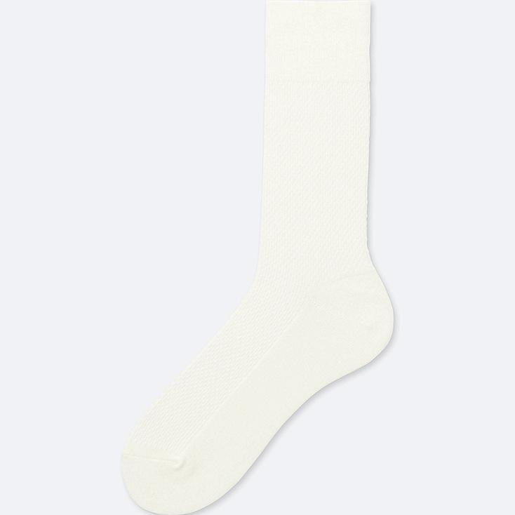 MEN HEATTECH PIQUE SOCKS