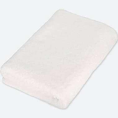BATH TOWEL  (ONLINE EXCLUSIVE), WHITE, medium