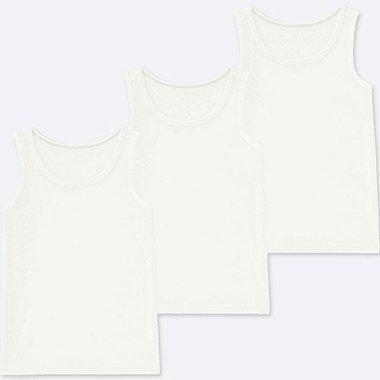 Camiseta algodón tank top (3 Pack) BEBÉ