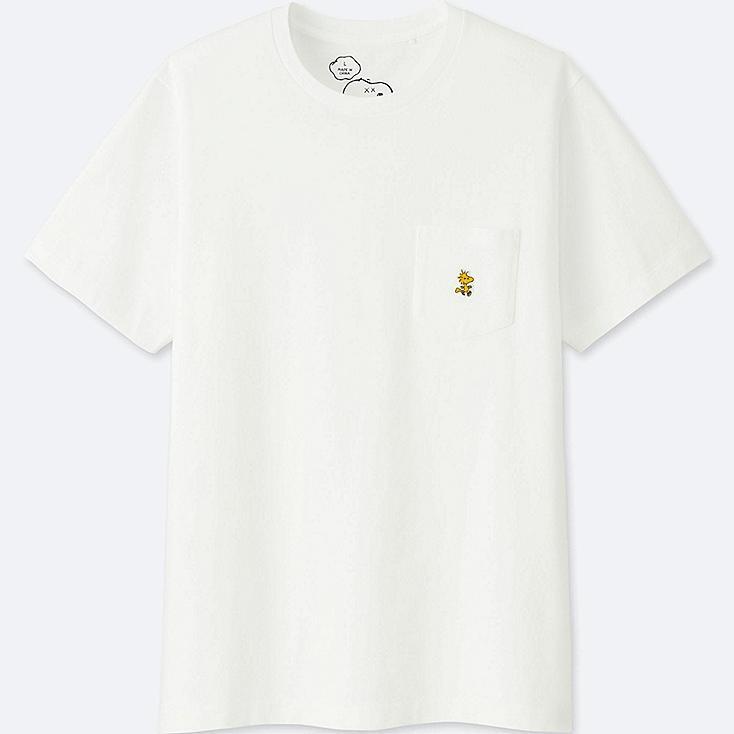 T-Shirt Bedruckt KAWS X PEANUTS