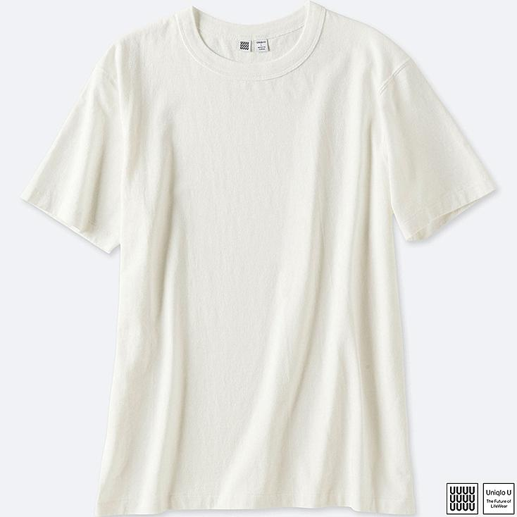U T-SHIRT COL ROND HOMME