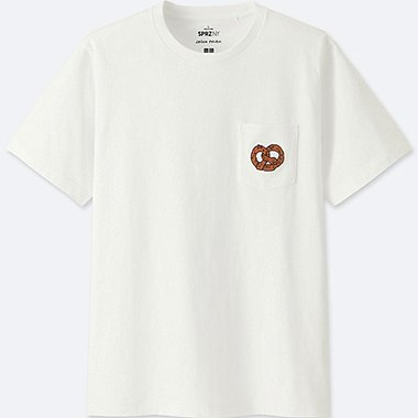 UNISEX SPRZ NY Short Sleeve Graphic T-Shirt (Jason Polan)