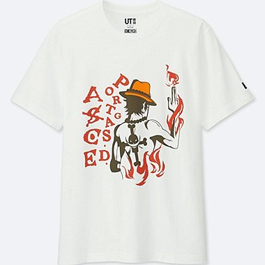 ONE PIECE SHORT SLEEVE GRAPHIC T-SHIRT