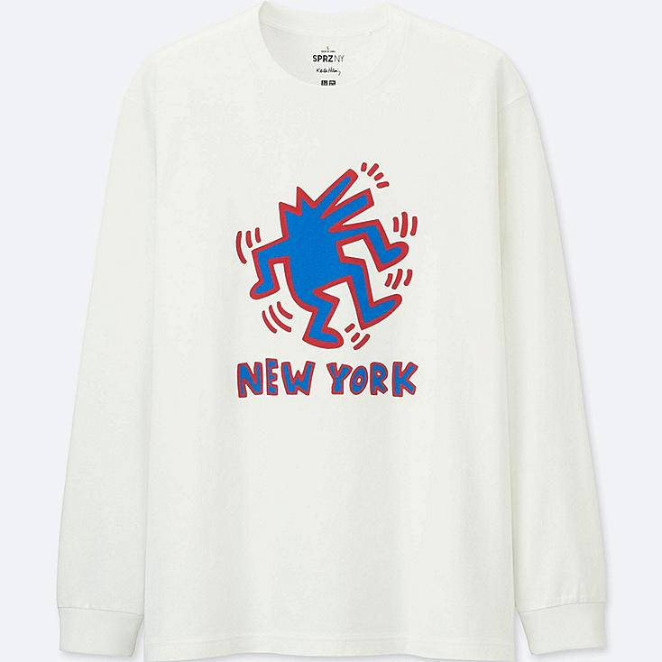 T-SHIRT GRAPHIQUE SPRZ NY (KEITH HARING) HOMME