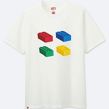 MEN LEGO SHORT SLEEVE GRAPHIC T-SHIRT