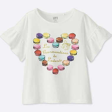 GIRLS LADURÉE Graphic T-Shirt