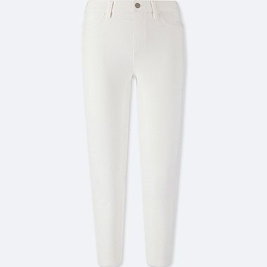 WOMEN CROPPED LEGGINGS TROUSERS
