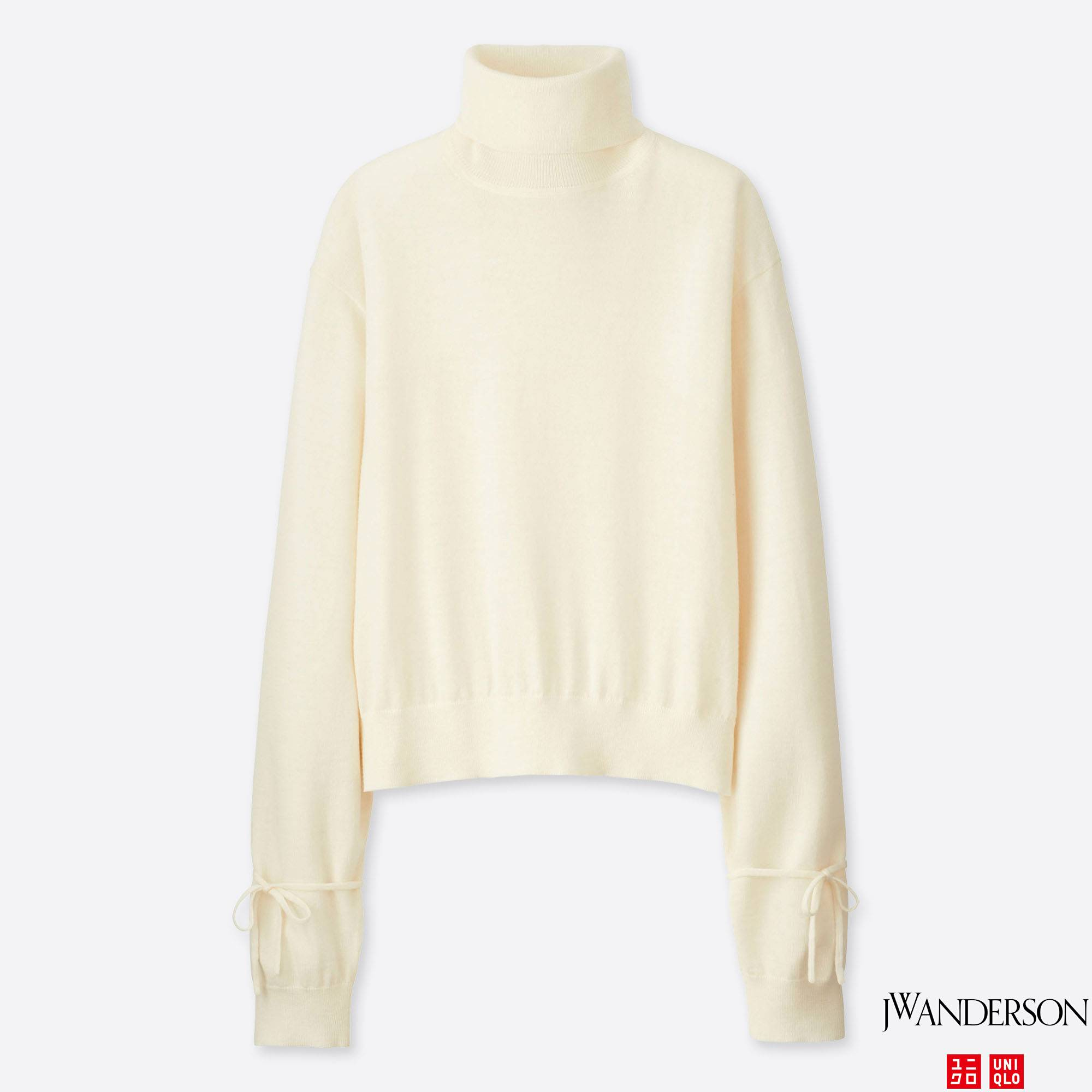 WOMEN JWA OVERSIZE TURTLENECK SWEATER | UNIQLO US