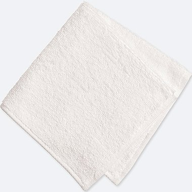 MINI TOWEL, WHITE, medium