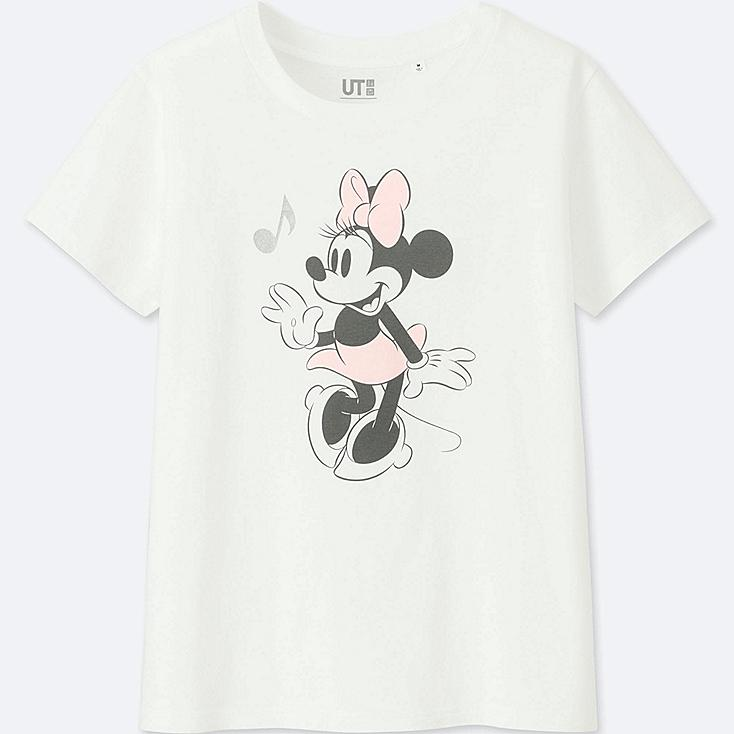 WOMEN SOUNDS OF DISNEY SHORT-SLEEVE GRAPHIC T-SHIRT, WHITE, large