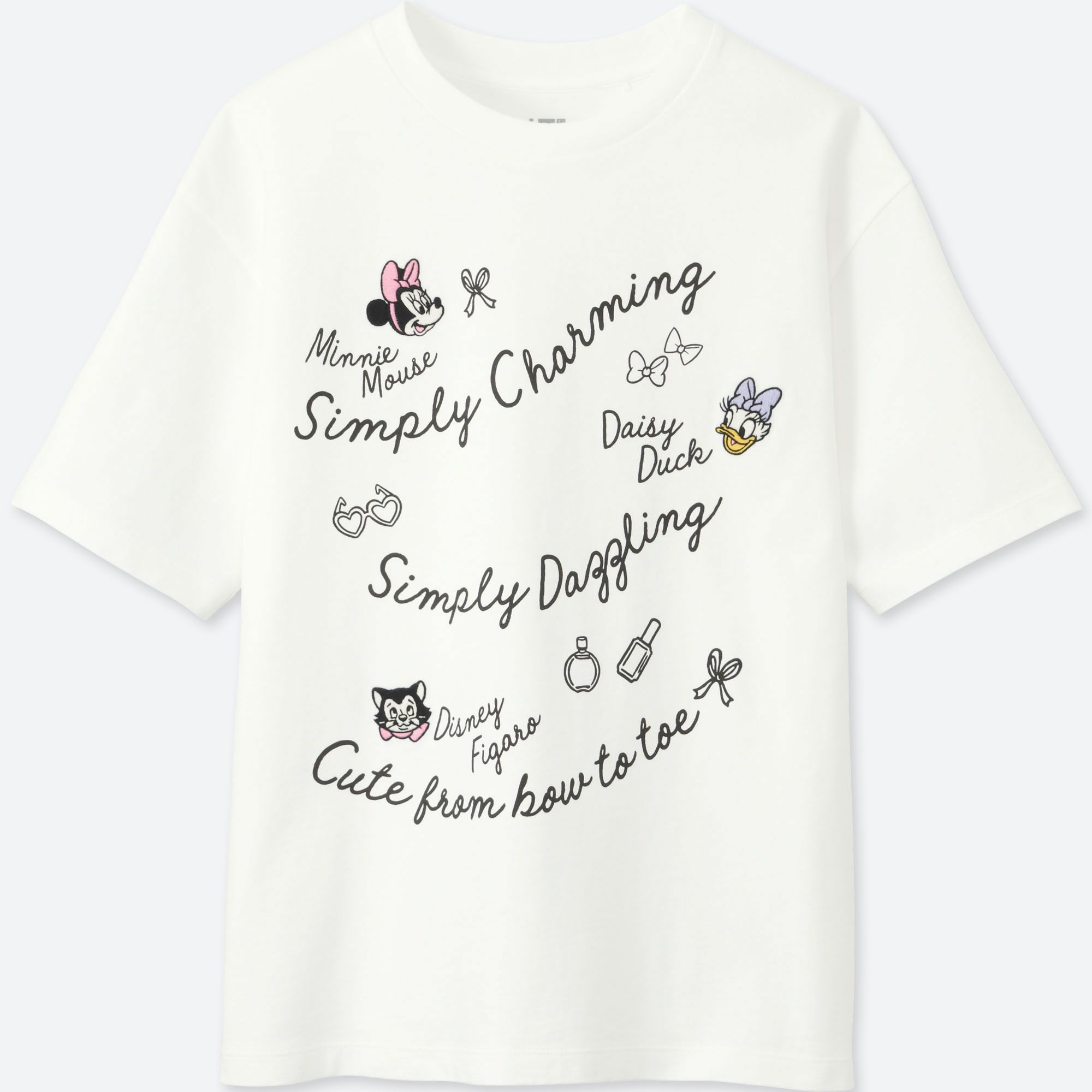 Uniqlo's Whimsical Minnie Mouse Best Friends Forever Line