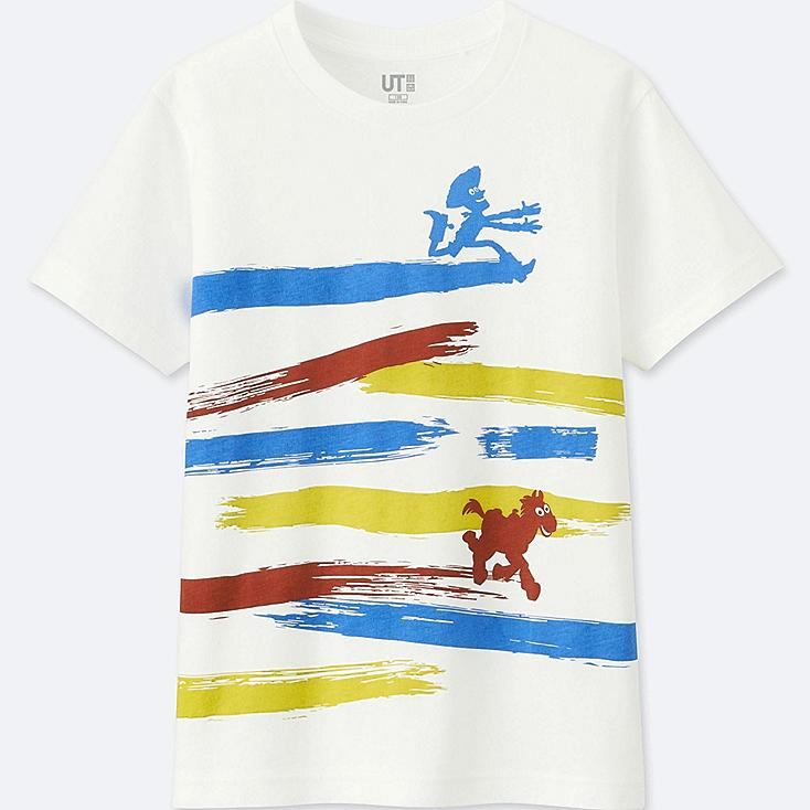 BOYS COLOR OF PIXAR SHORT-SLEEVE T-SHIRT | Tuggl