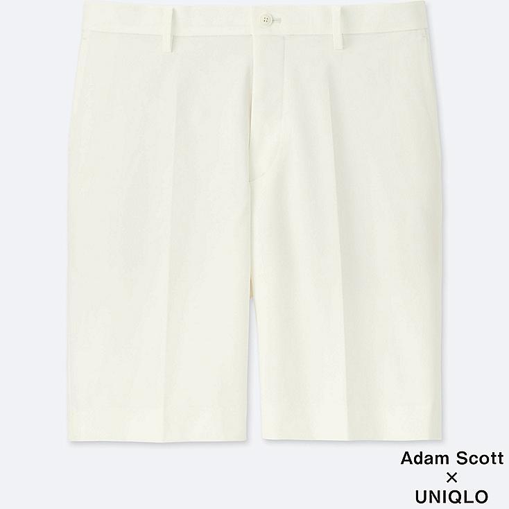 MEN KANDO SHORTS (ULTRA LIGHT), WHITE, large