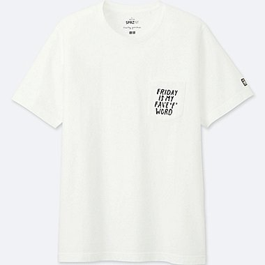 MEN SPRZ NY GRAPHIC T-SHIRT (Timothy Goodman), WHITE, medium