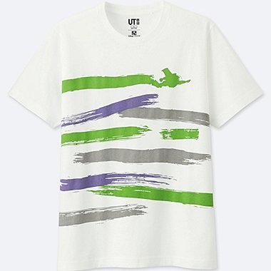 COLOR OF PIXAR SHORT SLEEVE GRAPHIC T-SHIRT, WHITE, medium