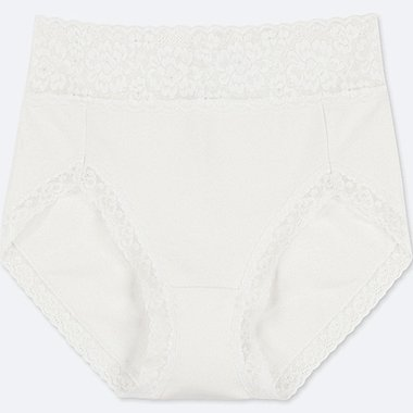 WOMEN High Rise Brief