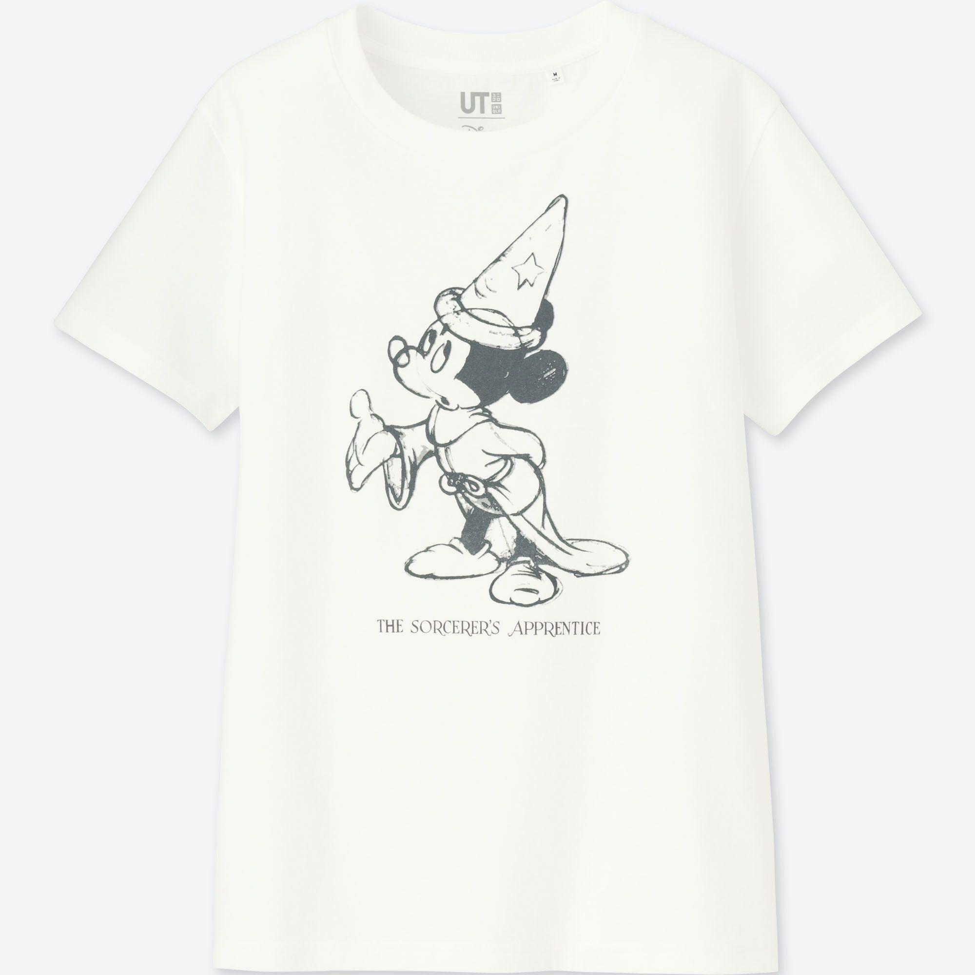 Uniqlo's Fantasia Collection Brings Some Disney Magic to Your Wardrobe