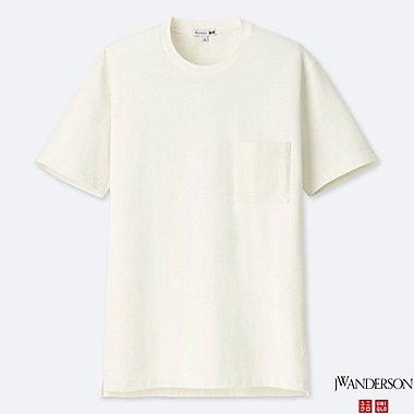 men j.w. anderson washed short-sleeve t-shirt
