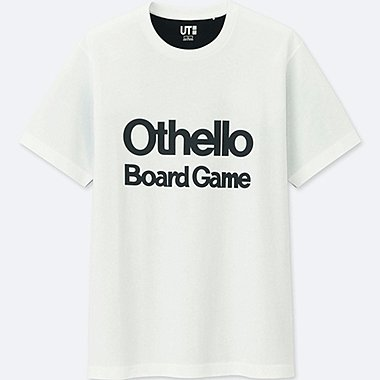 THE BRANDS SHORT-SLEEVE GRAPHIC T-SHIRT (OTHELLO), WHITE, medium