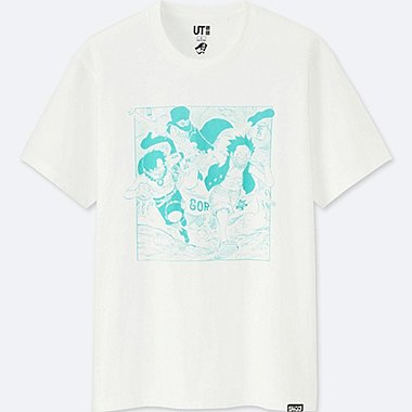 T-SHIRT GRAPHIQUE JUMP 50th (one piece)