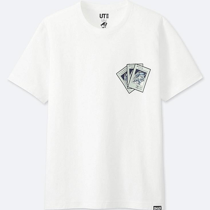 Jump 50th Short Sleeve Graphic T Shirt (Yu Gi Oh!) by Uniqlo