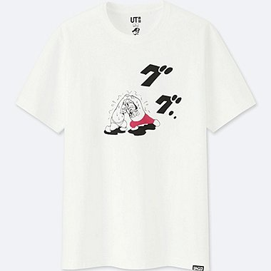 JUMP 50TH GRAPHIC T-SHIRT (KINNIKUMAN)
