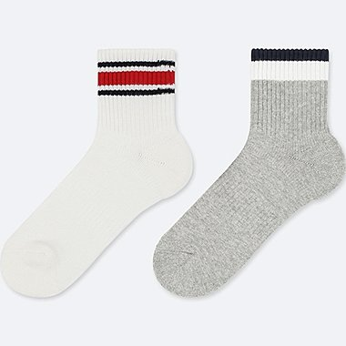 Kinder Kurze Socken (2 Paar)