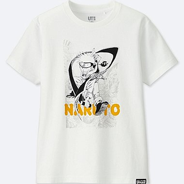 KINDER JUMP 50TH T-SHIRT (Naruto)