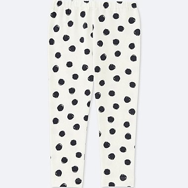 TODDLER LEGGINGS, WHITE, medium