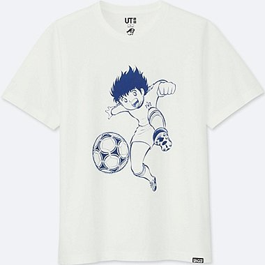 JUMP 50TH GRAPHIC T-SHIRT (Captain Tsubasa)