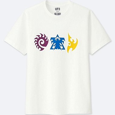 BLIZZARD ENTERTAINMENT GRAPHIC T-SHIRT (Star Craft)