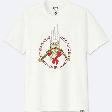 CAMISETA GRAFICA JUMP 50th (one piece)