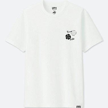 JUMP 50TH GRAPHIC T-SHIRT (BLACK CLOVER)
