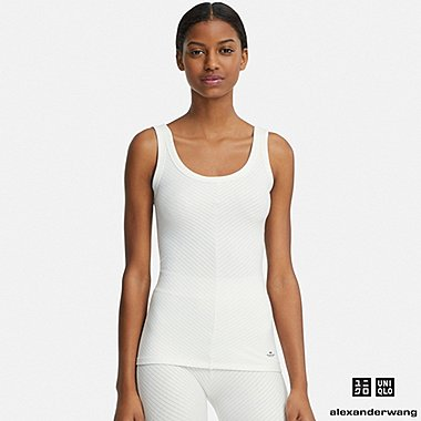 DAMEN ALEXANDER WANG HEATTECH EXTRA WARM ÄRMELLOSES TOP