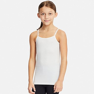 GIRLS AIRISM CAMISOLE TOP