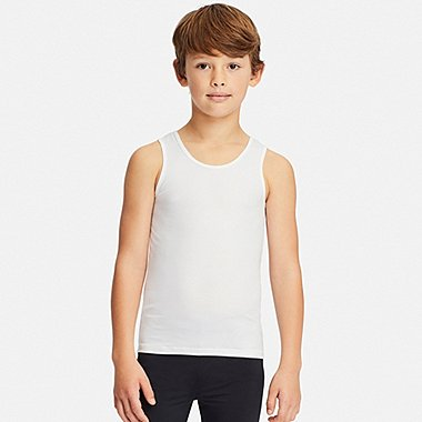 KIDS AIRISM VEST TOP