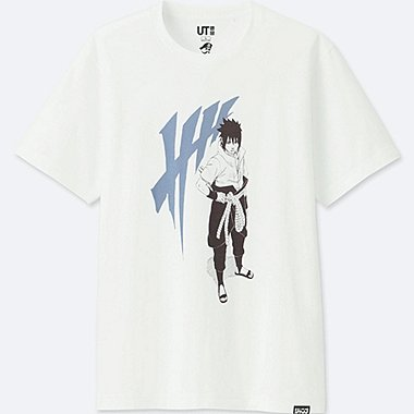 MEN JUMP 50th SHORT SLEEVE GRAPHIC T-SHIRT (NARUTO)