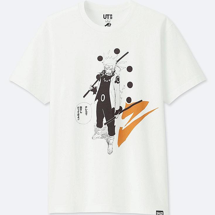 T-Shirts séries du Shonen Jump chez UNIQLO avec offre ADN Goods_00_413666?$pdp-medium$