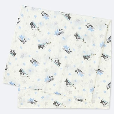 BABIES NEWBORN DISNEY COLLECTION MICKEY SWADDLE BLANKET
