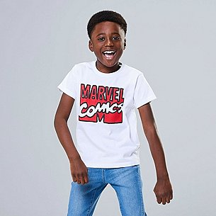 bce24043a1bad KIDS MARVEL X JASON POLAN UT (SHORT-SLEEVE GRAPHIC T-SHIRT)