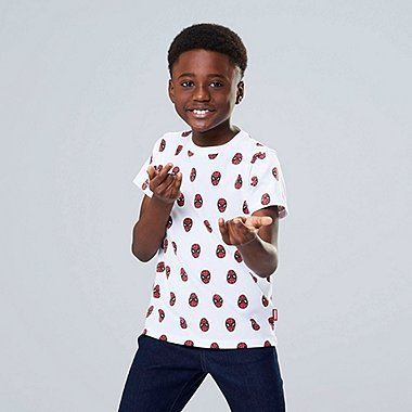 BOYS MARVEL X JASON POLAN GRAPHIC T-SHIRT