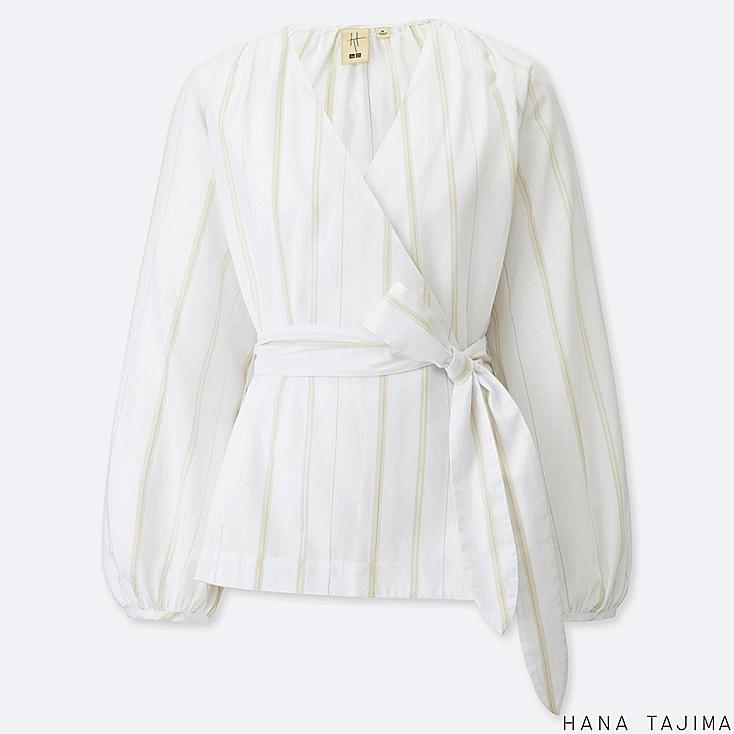 women cache coeur long-sleeve blouse