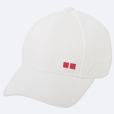 TENNIS CAP (KEI NISHIKORI) (ONLINE EXCLUSIVE), WHITE, medium