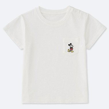 TODDLER MICKEY STANDS SHORT-SLEEVE T-SHIRT, WHITE, medium