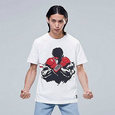 3cbffac3ea5 Capcom The Game by Street Fighter Graphic T-Shirts