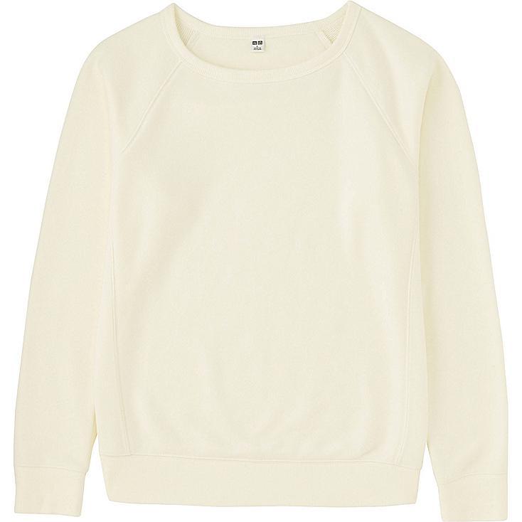 WOMEN Sweat Long Sleeve Pullover