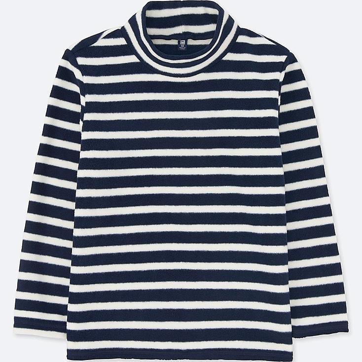T-Shirt en Polaire Col Roulé GARÇON