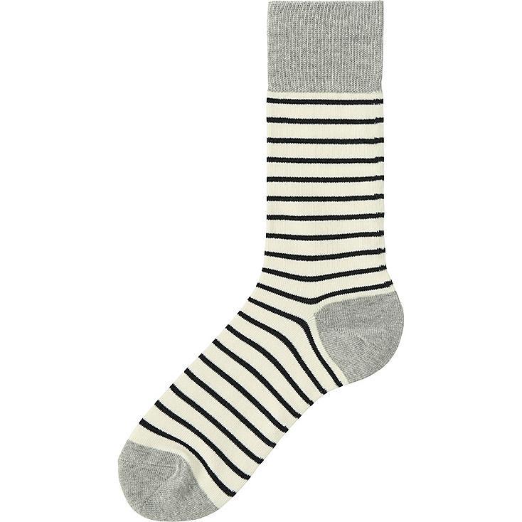 HERREN Socken Gestreift