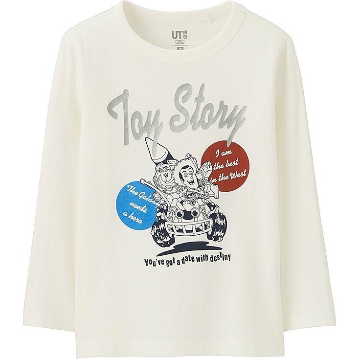 T-Shirt Manches Longues PIXAR GARÇON